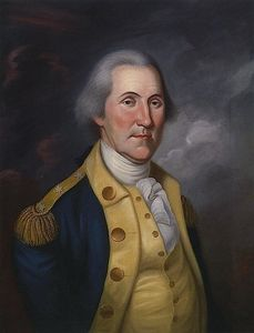 Charles Peale Polk - Giorgio WASHINGTON