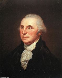 Charles Willson Peale - Giorgio WASHINGTON
