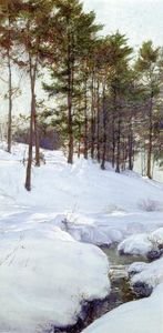 Walter Launt Palmer - The Hillside