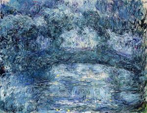 Claude Monet - Il ponte giapponese 11