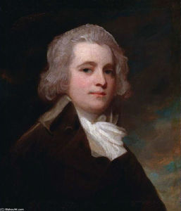 George Romney - John Bridgeman Simpson