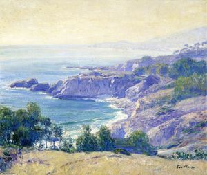 Guy Orlando Rose - Laguna Coast