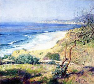 Guy Orlando Rose - Laguna Shores