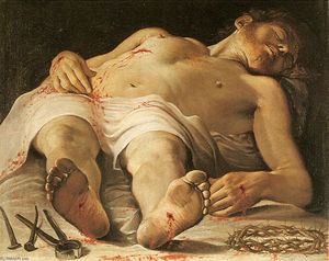 Annibale Carracci - i morti cristo