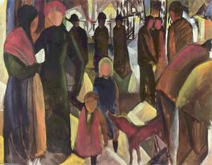 August Macke - addio