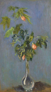 Claude Monet - fiori in a vaso