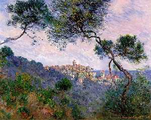 Claude Monet - Bordighera , Italy