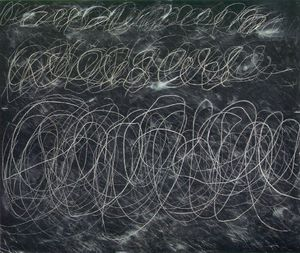 Cy Twombly - senza titolo 20