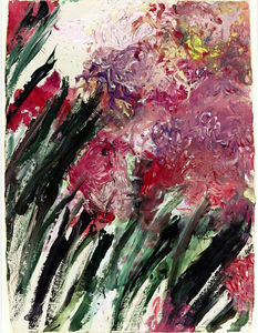 Cy Twombly - senza titolo 31