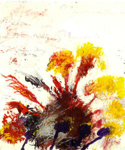 Cy Twombly - estate follia