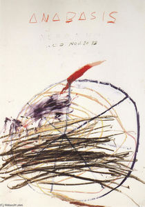 Cy Twombly - Anabasis (Xenephon)