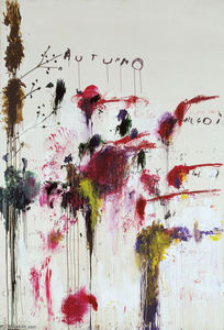 Cy Twombly - Quattro Stagioni, Autunno