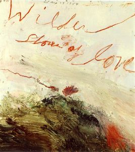 Cy Twombly - Wilder