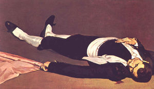Edouard Manet - Il toreador morti