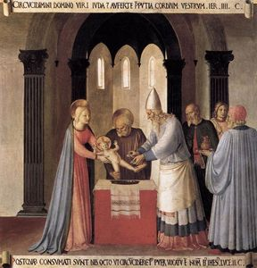 Fra Angelico - Circoncisione