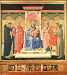 Fra Angelico - Annalena Pala