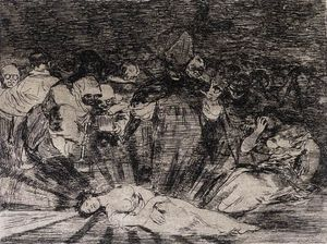 Francisco De Goya - La verità è morto