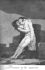 Francisco De Goya - amore e morte