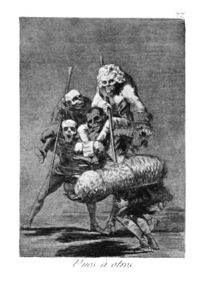 Francisco De Goya - Uno a anothers