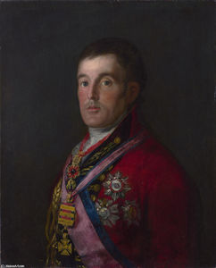 Francisco De Goya - Il duca di Wellington