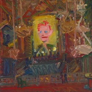 Frank Helmuth Auerbach - Rimbaud