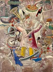 George Grosz - Il Agitator