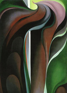 Georgia O-keeffe - Jack in the Pulpit- V