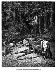 Paul Gustave Doré - Don Chisciotte 14