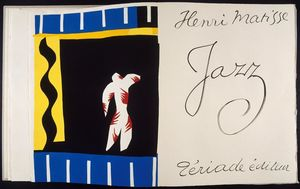 Henri Matisse - Jazz Book