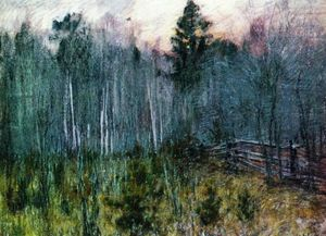 Isaak Ilyich Levitan - attrarre