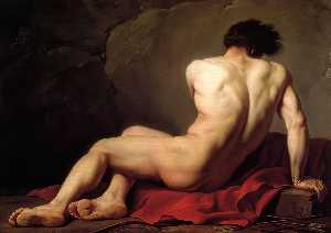 Jacques Louis David - Patroclo