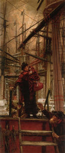 James Jacques Joseph Tissot - Emigranti