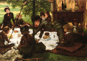 James Jacques Joseph Tissot - per bambini party
