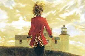 Jamie Wyeth - Faro