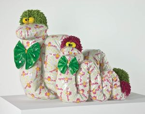 Jeff Koons - Serpenti