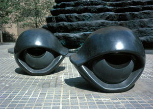 Louise Joséphine Bourgeois - Panche Eye I