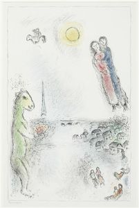 Marc Chagall - due banche