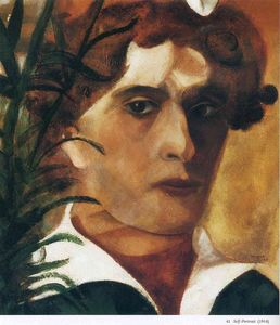 Marc Chagall - autoritratto