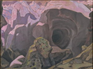 Nicholas Roerich - Rond rocce