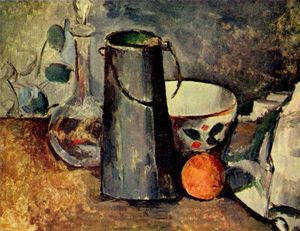 Paul Cezanne - natura morta