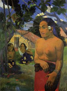 Paul Gauguin - dove sono tu regressione