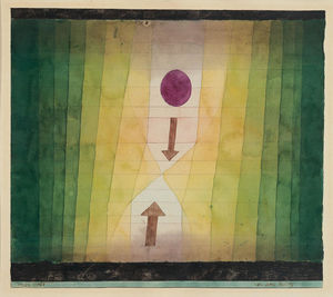Paul Klee - Before the Blitz