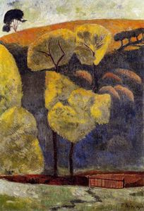 Paul Serusier - il blu valle