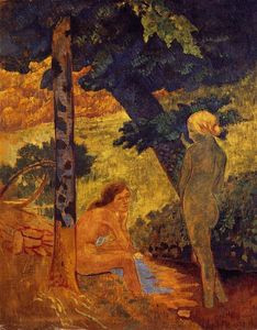 Paul Serusier - bagnanti