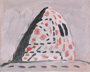 Philip Guston - senza titolo