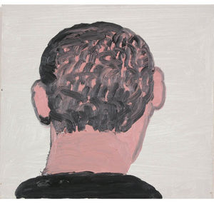 Philip Guston - senza titolo 9