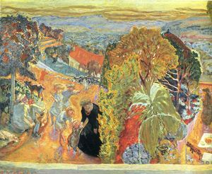 Pierre Bonnard - in estate