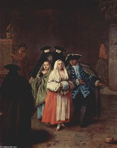 Pietro Longhi - Il `New World