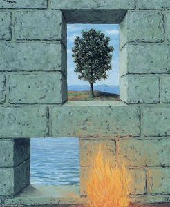Rene Magritte - Compiacimento Mentale