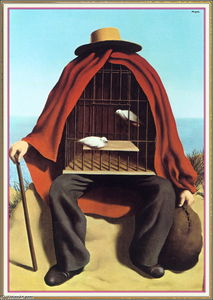 Rene Magritte - Il terapeuta